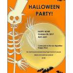 Happy Hour 20 October 2017: HALLOWEEN PARTY