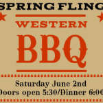 Spring Fling - June 2 - now sold out – call 705-955-0082 for wait list