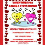 Valentines Day Dance & Stew Dinner