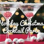 Christmas Cocktail Party