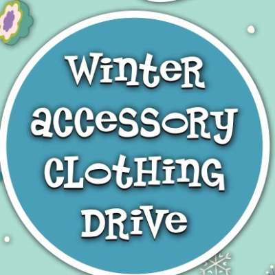 Winter Accessory Clothing Drive