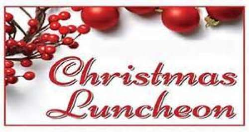 You can purchase tickets for the LADIES  LUNCHEON until Friday Nov 24th