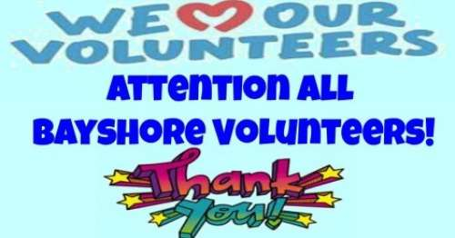 2nd Annual Volunteer Appreciation Event