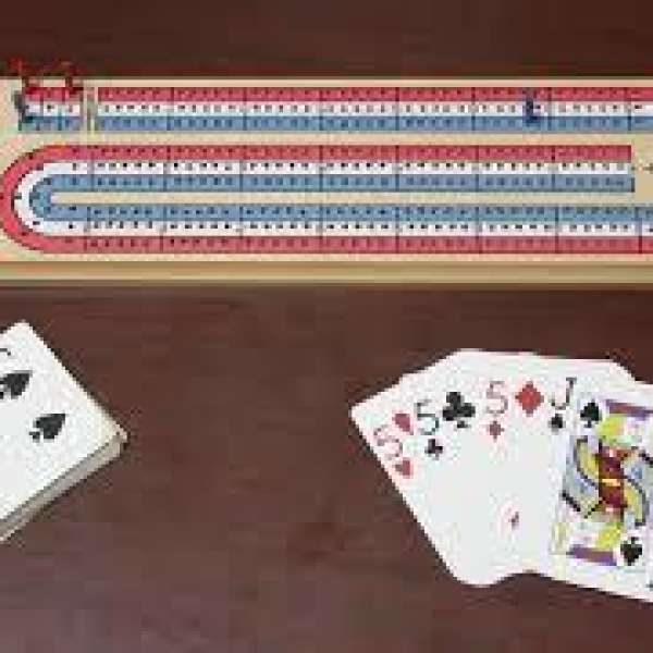 Cribbage Tournament Wed 2 May, 7:00-9:30 pm