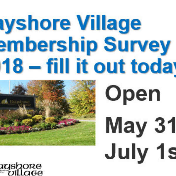 BVA Membership Survey - now open to July 1st