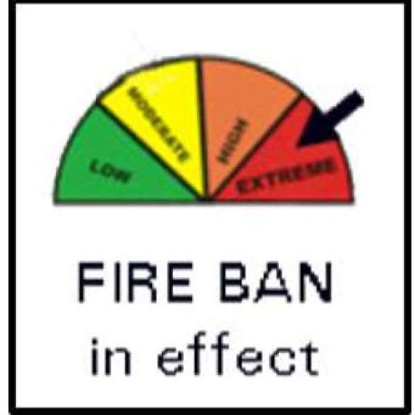 Fire Ban in Ramara - July 9th