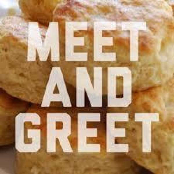 Breakfast MEET AND GREET Your local representatives: Sat Sept 15, 9:00 am