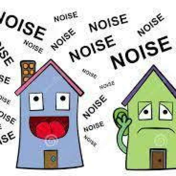 Noise Bylaw Meeting Oct 15 6-7 pm