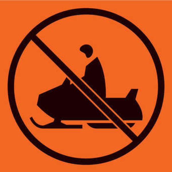 No Sleds in Ditches